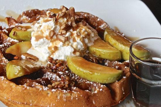 apple-waffle