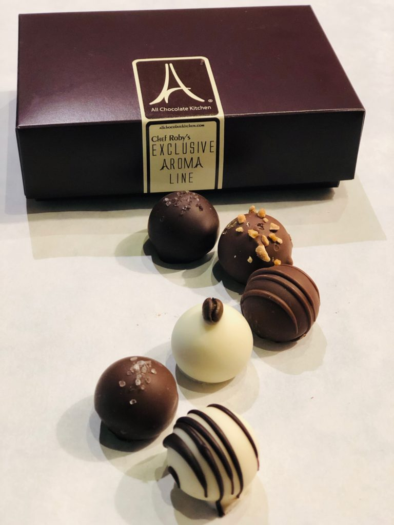 6 Piece Truffle Collection