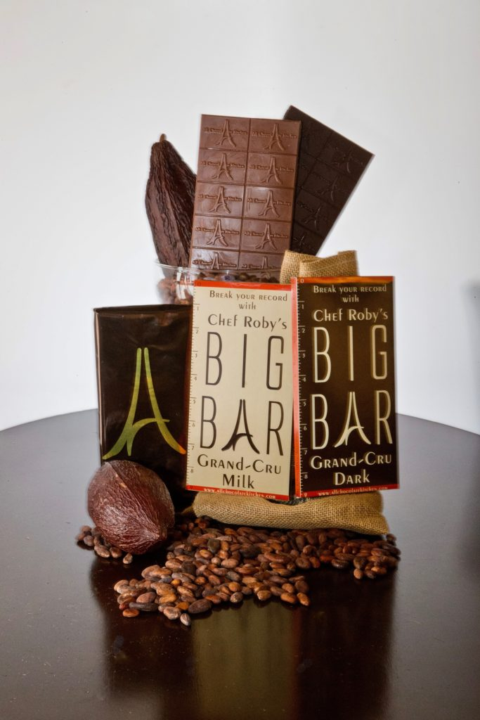 Chef Roby's Big Bar